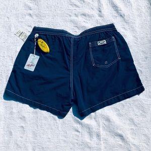 Original Hartford*Navy Blue Swim Shorts*XL $163.50